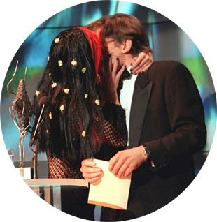 Lene og Morten Harket (Foto: Scanpix)