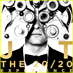 """""""The 20/20 Experience""""-omslaget. (Foto: Promo)"""