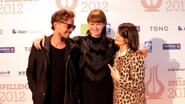 Hanne Kolstø er nominert i kategorien Pop under Spellemannprisen i kveld. (Foto: Katrine Opdahl, NRK P3)