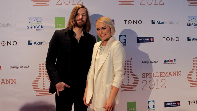 Eva & The Heartmaker gledet seg veldig til å spille i Konserthuset på Spellemann. (Foto: Katrine Opdahl, NRK P3)