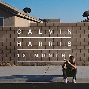 Calvin Harris: 18 Months. Foto: Promo.