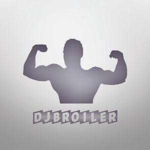 Den velkjente DJ Broiler-logoen. (Foto: Promo)