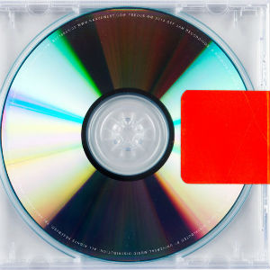 """""""Yeezus""""-omslaget. (Foto: Promo)"""