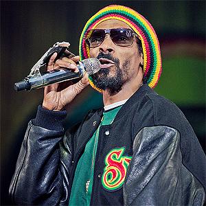 Snoop Dogg er stor fan av Game of Thrones, og bidrar også på miksteipen. (Foto: Kim Erlandsen, NRK P3)