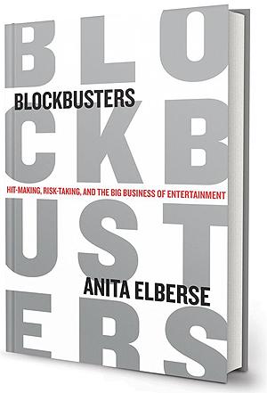 Boka med tallene: «Blockbusters: Hit-making, Risk-taking, and the Big Business of Entertainment» av Anita Elberse. Foto: Promo.