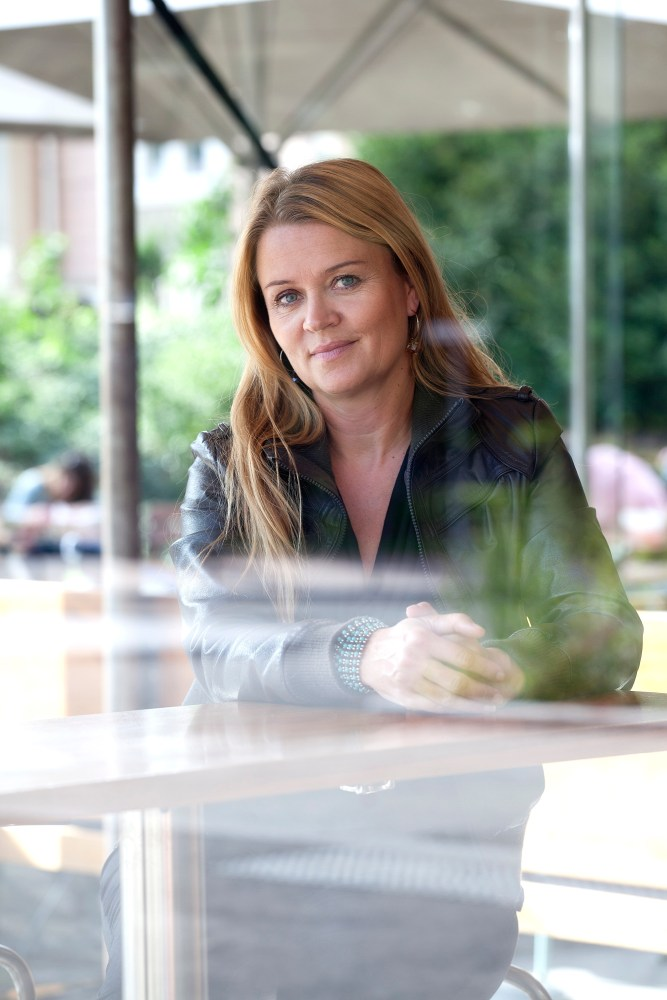 Marte Thorsby, direktør i IFPI Norge. Foto: Presse