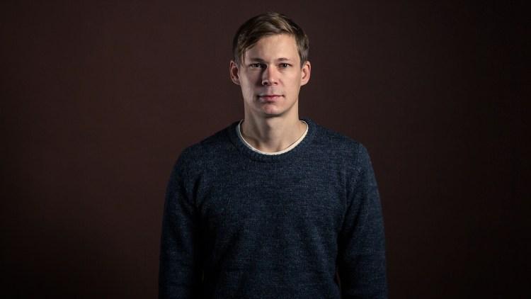 Musikksjef i P3, Mats Borch Bugge. (Foto: Kim Erlandsen, NRK P3)