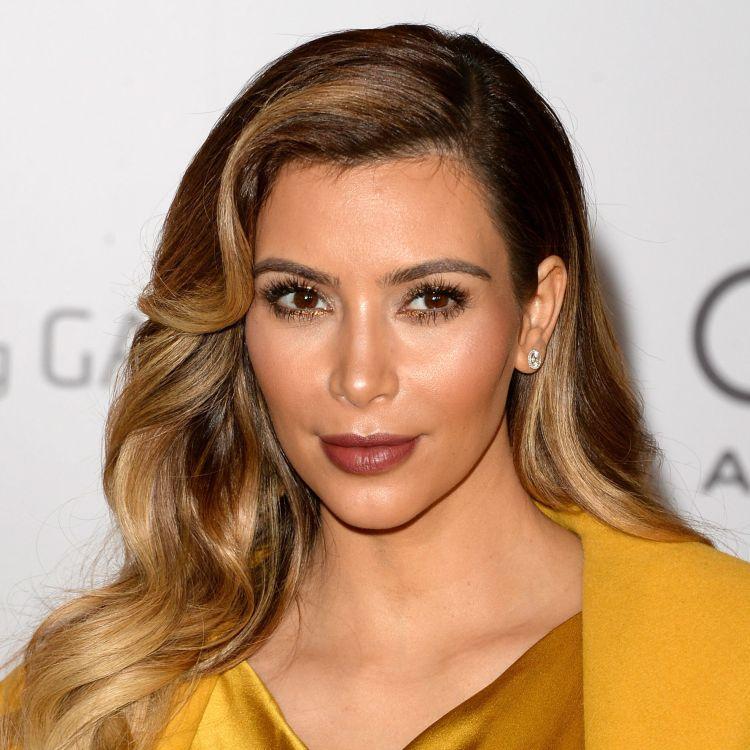 Kim Kardashian ble i fjor forlovet med Kanye West. (Foto: NTB Scanpix)