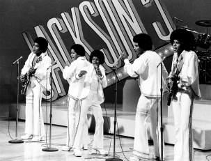 Jackson 5, Michael i midten, Tito, Randy, Jackie, Marlon. Foto: AP