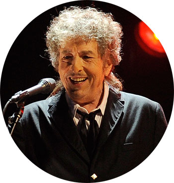 Bob Dylan i januar 2012 (Foto: Scanpix, AP Photo/Chris Pizzello, File)