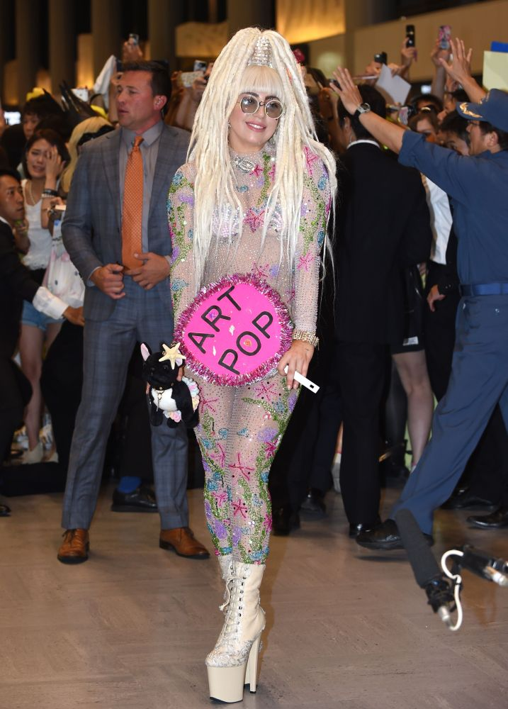 Lady Gaga Foto: Afp photo / Toshifumi Kitamura