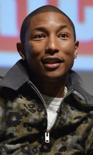"Pharrell Williams innrømte til retten at han står bak ""Blurred Lines"". (Foto: NTB Scanpix, Richard Shotwell)"