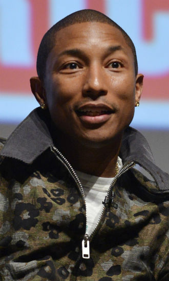 Pharrell Williams. Foto: NTB Scapix, AP, Richard Shotwell