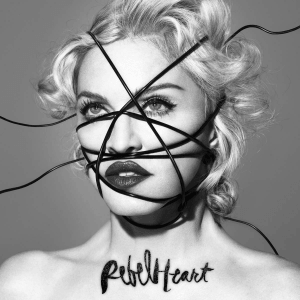 Madonna har samarbeidet med populære produsenter som Kanye West, Avicii og Diplo på Rebel Heart. (Foto: Promo)