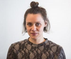 Silja Sol har mange engelske musikere som forbilde, og begynte derfor å skrive på låter på engelsk i tenårene. (Foto: Kim Erlandsen, NRK P3)