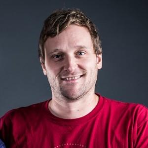 Totto Mjelde synes det nærmest er pinlig at Tenacious D vant. (Foto: NRK)
