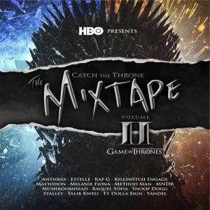 Hele andreutgaven av Catch The Throne: The Mixtape slippes 17. mars. (Foto: Promo)