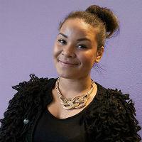 Adiele Arukwe. Foto: NRK P3