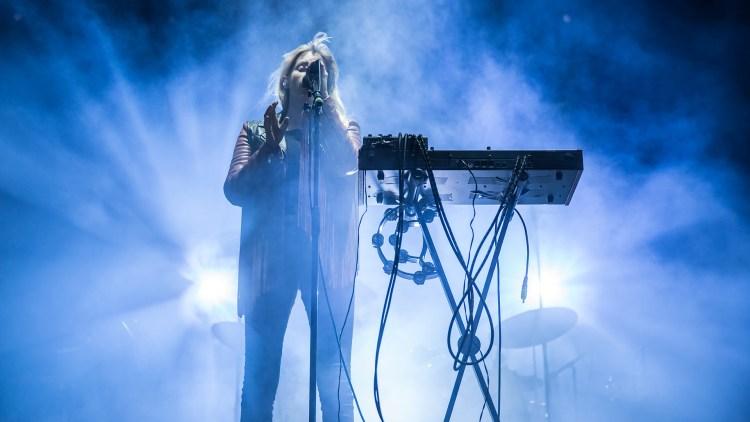 Susanne Sundfør, Øyafestivalen 2015. Foto: Kim Erlandsen, NRK P3