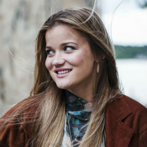 Sandra Lyng. Foto:  Li-Lian Ahlskog Hou, NRK P3
