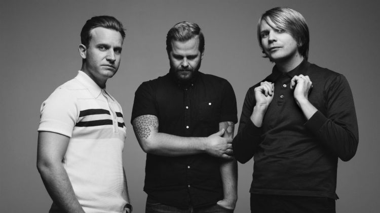 The Cheaters, Øyvind Bruer-Skarsbø helt til høyre. Foto: Anne Valeur