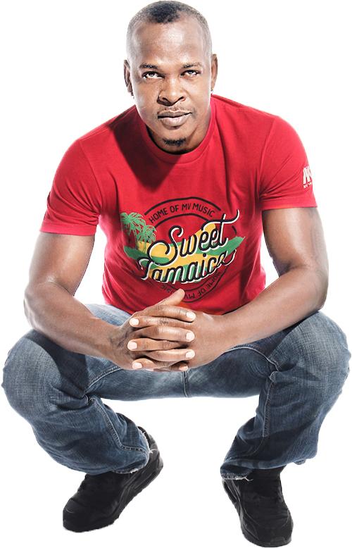 Clifford Smith også kjent som dancehallartisten Mr Vegas. (Foto: Presse)