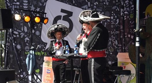 Radioresepsjonen med meksikansk look