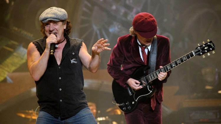 Et band som har hatt ekstrem suksess med ny vokalist er AC/DC. (Foto: Scanpix)