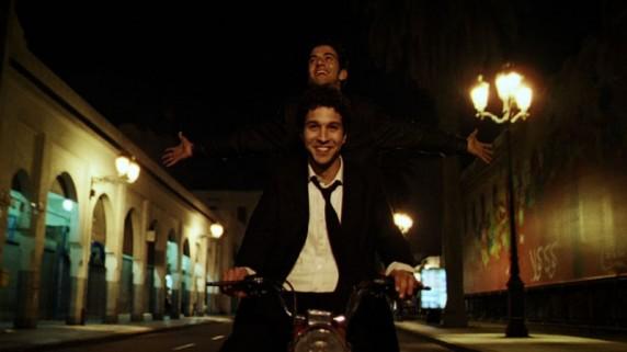 """Omar Lotfi og Anas Elbaz i """"CasaNegra"""" (Foto/Copyright: Europafilm)."""