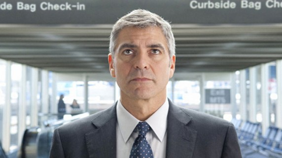 """George Clooney i """"Up in the air"""" (Foto/Copyright: United International Pictures)."""