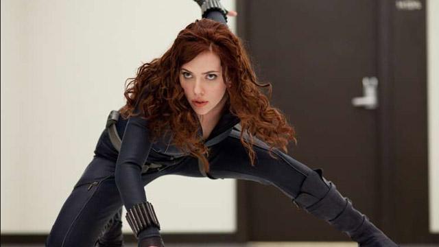 Scarlett Johansson gjør sin debut i Iron Mans verden. (Foto: filmweb/promo)