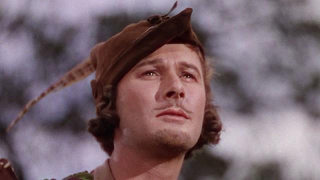 Errol Flynn i The Adventures Of Robin Hood. (Foto: Warner Bros)