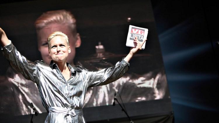 Mariann Thomassen. Denne gangen: Space Edition. (Foto: Erlend Lånke Solbu)