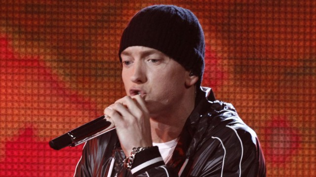 """To priser for """"Not Afraid"""" gikk til Eminem. (Foto: Scanpix)"""