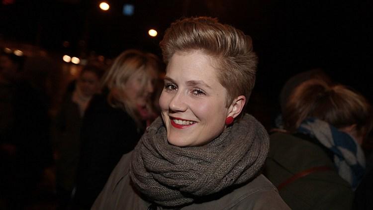 Maren Edvartsen (Foto: Erlend Lånke Solbu, NRK P3)