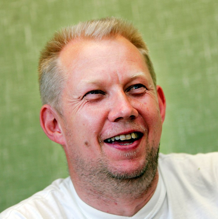 Bookingsjef i Hovefestivalen, Toffen Gunnufsen. (Foto: Scanpix)