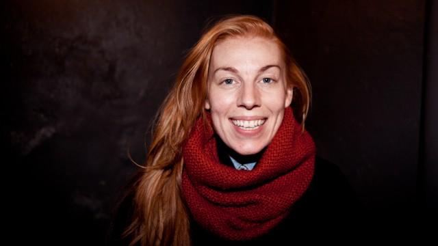 Gabrielle, P3 julebord 2011. Foto: Tom Øverlie, NRK P3