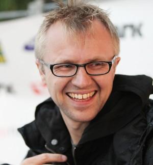 NRK Ung-sjef Håkon Moslet. (Foto: Kim Erlandsen, NRK P3)