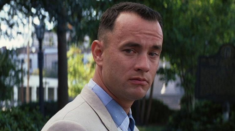 Tom Hanks i Forrest Gump (Foto: Paramount Pictures).