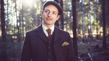 Ludvig Løkholm Lewin er reporter for Banden (Foto: NRK)
