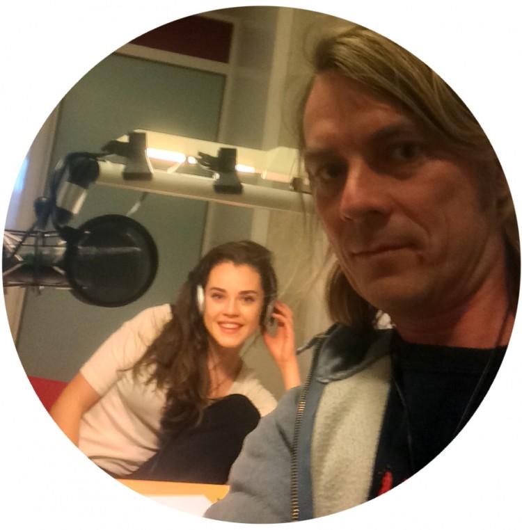 Dommerne Susanne Boucher og Peder Kjøs synes Svein Henrik er en verdig vinner.