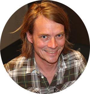 Psykolog Peder Kjøs har sansen for kleinhet i familier. (Foto: NRK)