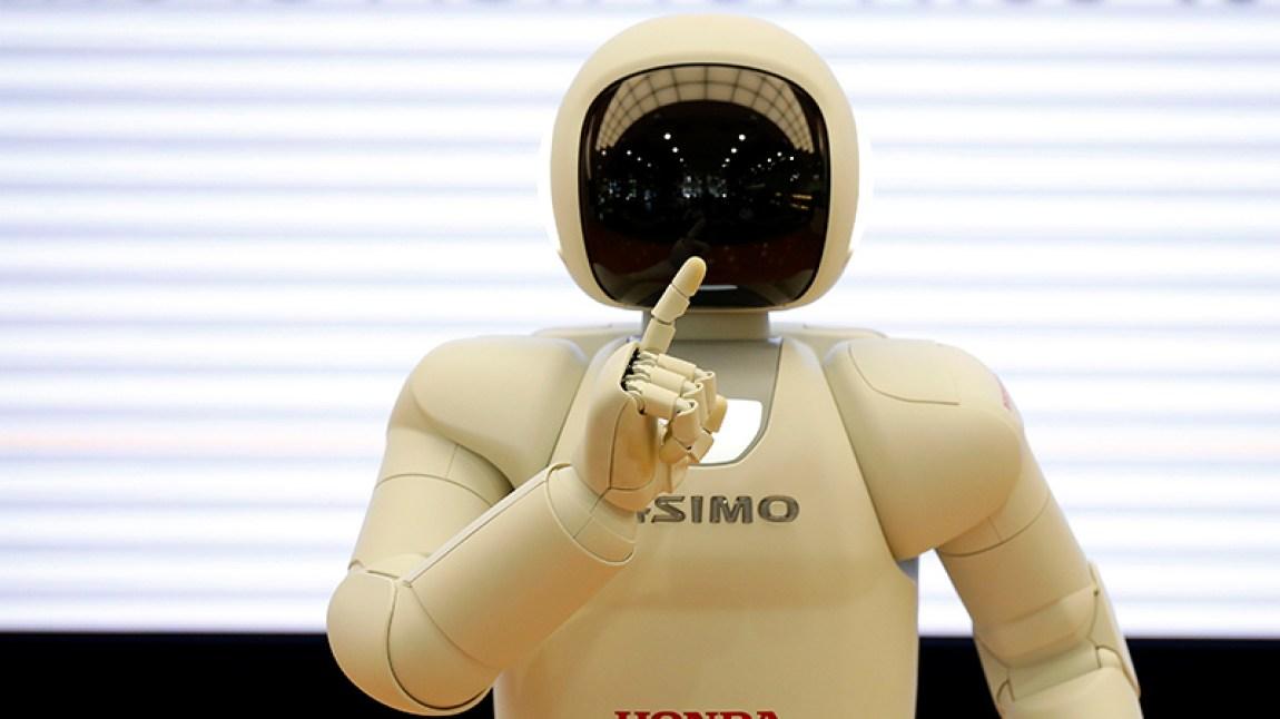 Roboten Asimo