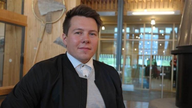 Inge Viktor Paulsen (23) er glad han valde å dele historia si.