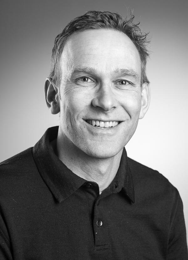 Anders Palmstrøm Jørgensen, endokrinolog. ved Oslo universitetssykehus. Foto: Øystein H. Horgmo, UiO.