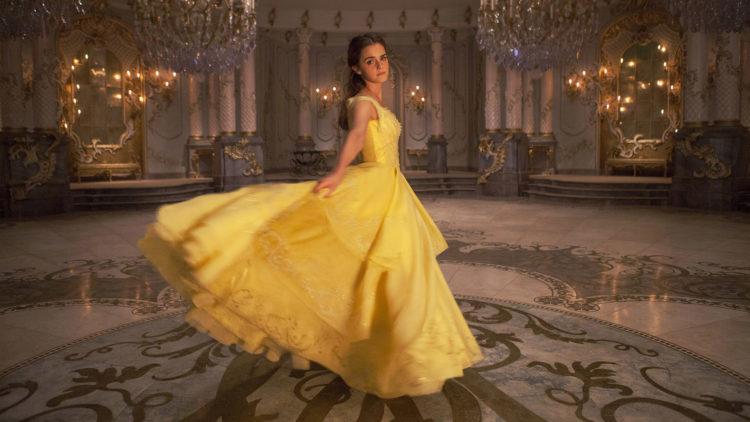"""""""Skjønnheten og Udyret"""" med Emma Watson i en av hovedrollene har norsk premiere i mars. Foto: Disney Enterprises"""