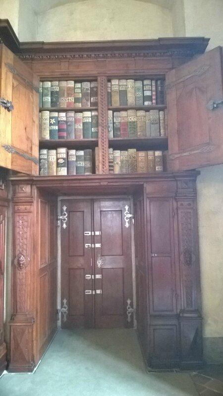 Une bibliothèque ingénieuse