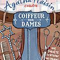 Agatha raisin t.8 coiffeur pour dames, m.c. beaton