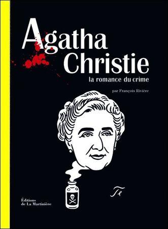 Agatha Christie, la romance du crime