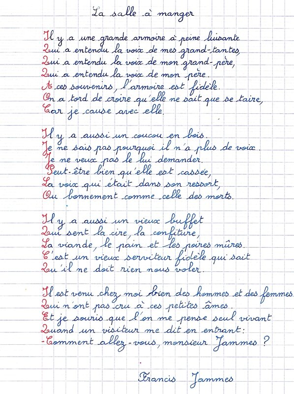 Calligramme De Printemps Darbrisseau De Fructification